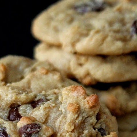 Overnight Chocolate Chip Cookies