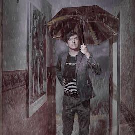 Like in a Strange Dream  by Andrius La Rotta Esquivel - Digital Art People ( amazing, surreal, composition, dream, surrealism, dreams, photographer, photography, digital art )
