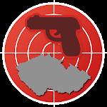 Střelnice v České republice Icon