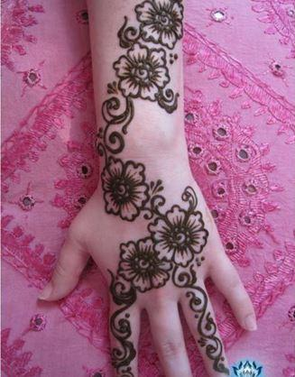 android DIY Henna Mehndi Designs Screenshot 0