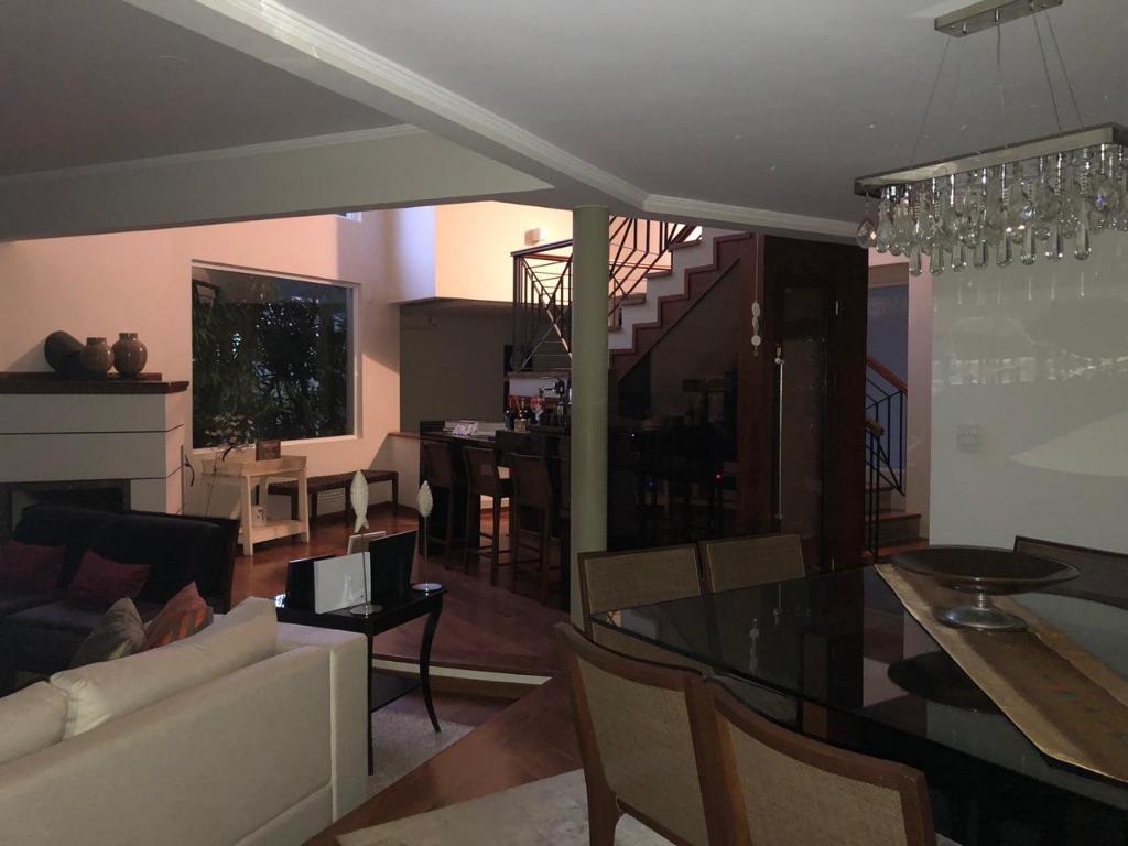 Casa com 4 dormitórios à venda, 450 m² por R$ 2.500.000 - Residencial Barão do Café - Campinas/SP.