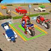 APK Game Bike Parking Adventure 3D for BB, BlackBerry