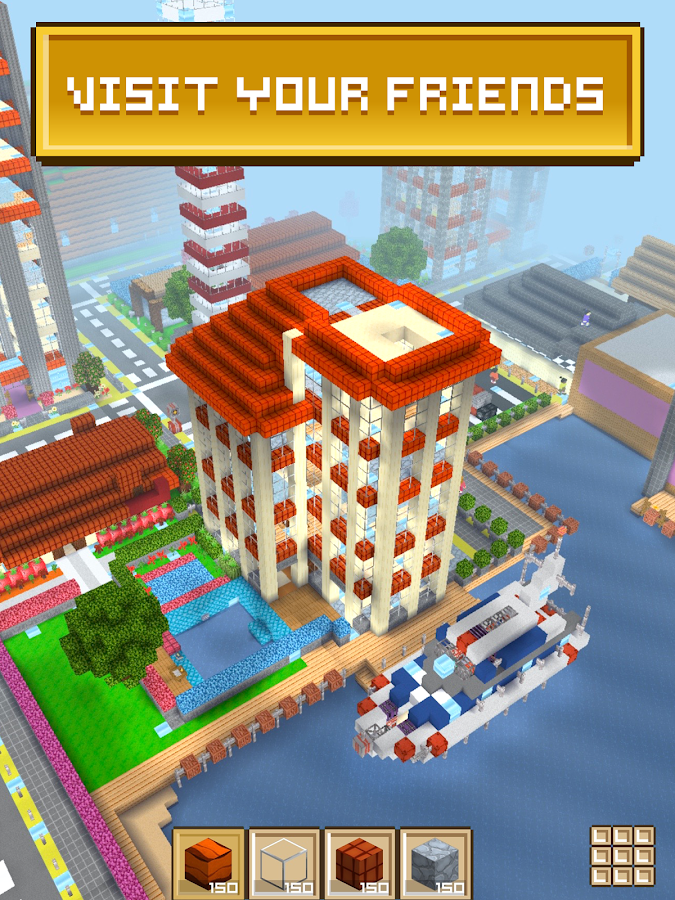 Block Craft 3D: Building Simulator Games For Free Screenshot 8