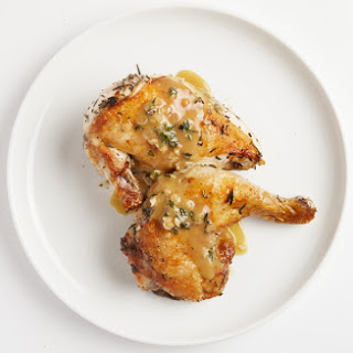 Pan-Roasted Rosemary Chicken
