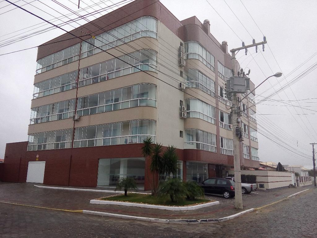 Apartamento 3 quartos sendo uma suite com alto padrão de acabamento mobiliado em Tijucas
