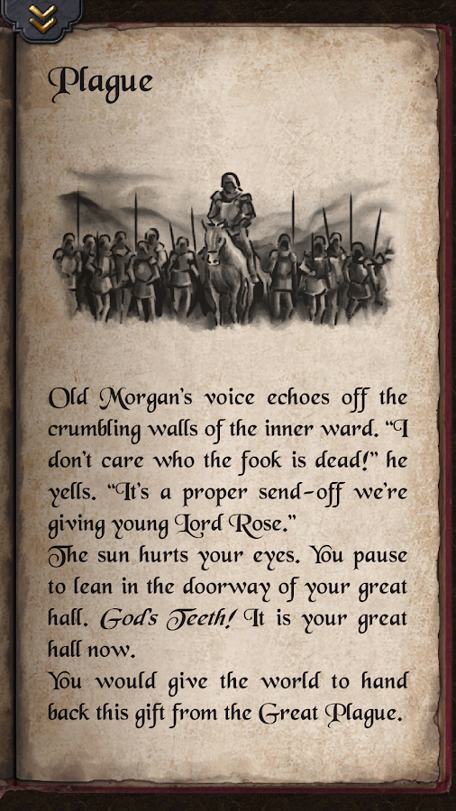 Crusader Kings: Chronicles Screenshot 1