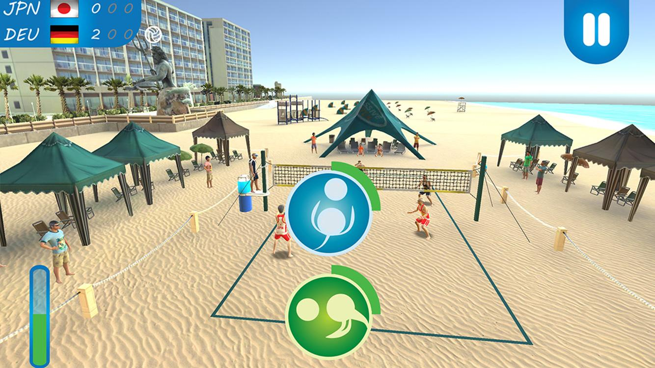 Beach Volleyball 2016 Screenshot 1