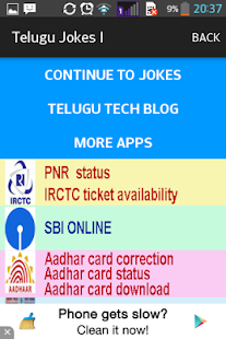 TELUGU JOKES VII - screenshot