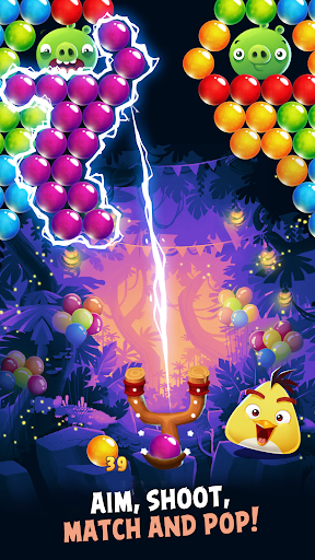 Angry Birds POP Bubble Shooter screenshot 13