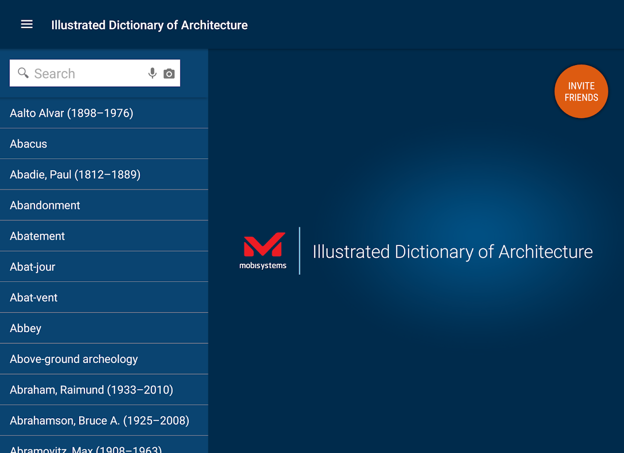 Dictionary of Architecture Screenshot 7