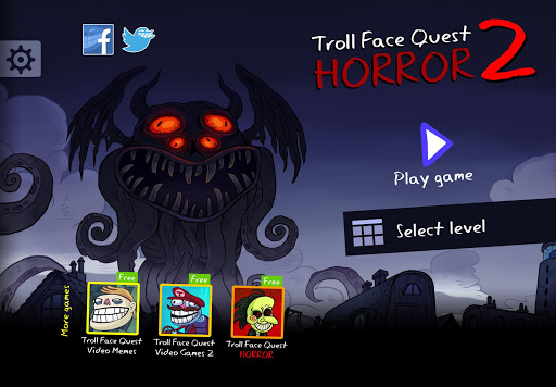 Troll Face Quest Horror 2: 🎃Halloween Special🎃 For PC