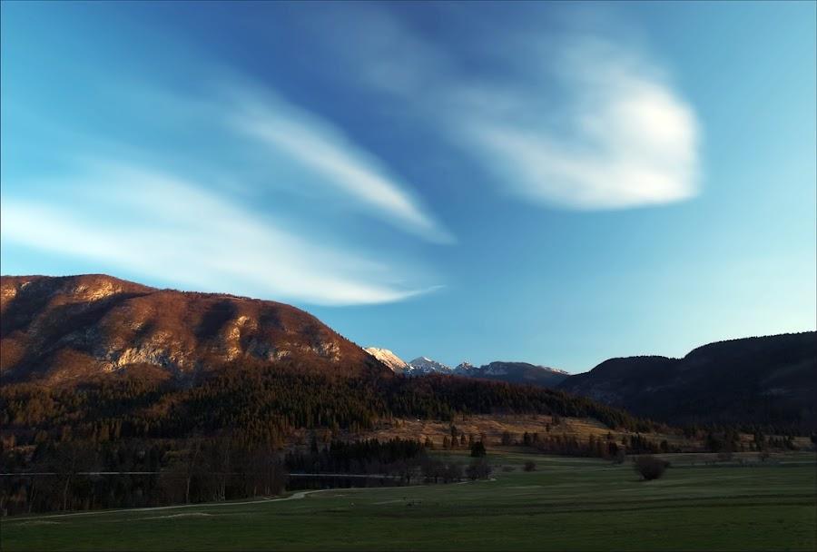 by Zvonko Ferčič - Landscapes Mountains & Hills