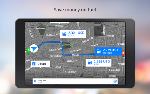 GPS Navigation - Drive with Voice, Maps & Traffic screenshot 10