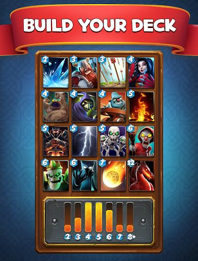 Castle Crush: Clash in Free Strategy Card Games screenshot 17