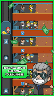 Game Idle Miner Tycoon APK for Kindle