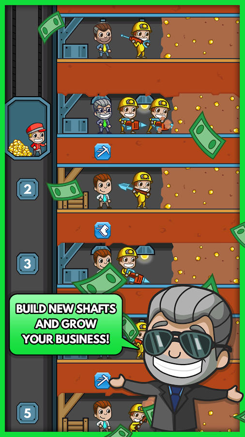 Idle Miner Tycoon Screenshot 4