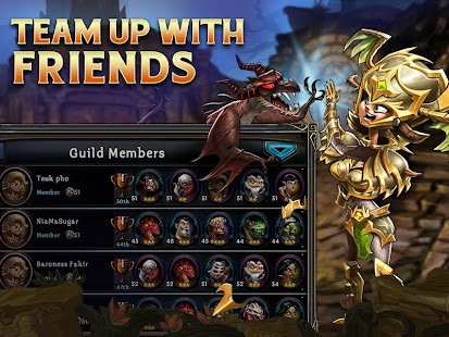 Free Download DragonSoul - Online RPG APK for Samsung