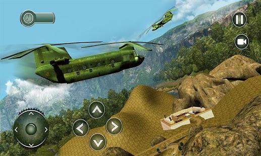 OffRoad US Army Transport Sim