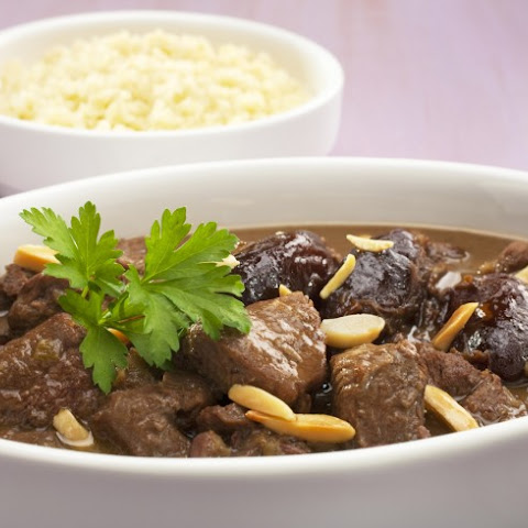 Moroccan Lamb And Fruit Stew