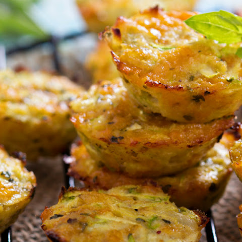 Cauliflower Cheddar Biscuits