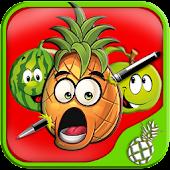 Game Pineapple Pen Fruit Shooter 2D APK for Windows Phone