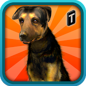 Game Street Dog Simulator 3D APK for Windows Phone