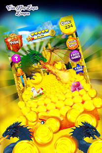 Coin King Dozer: Dragon - screenshot