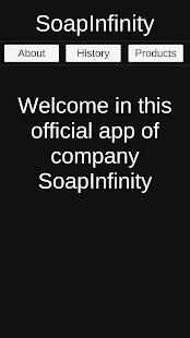SoapInfinity Official - screenshot