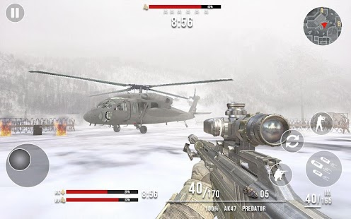 Deadly Assault 2018 - Winter Mountain Battleground Screenshot
