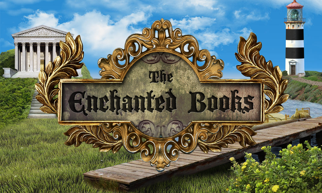 The Enchanted Books Screenshot