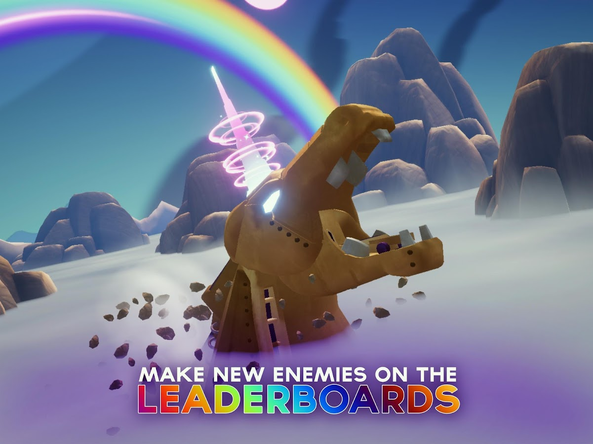 Robot Unicorn Attack 3 Screenshot 13