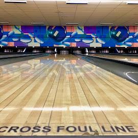 by Hugh McLaren - Sports & Fitness Bowling
