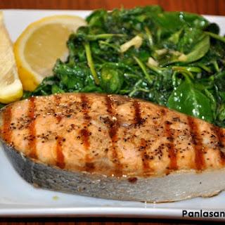 Bbq Salmon Steaks Recipes
