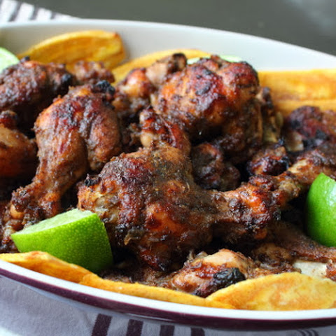 Jerk Chicken Wings – Classic Jamaican Super Bowl Food