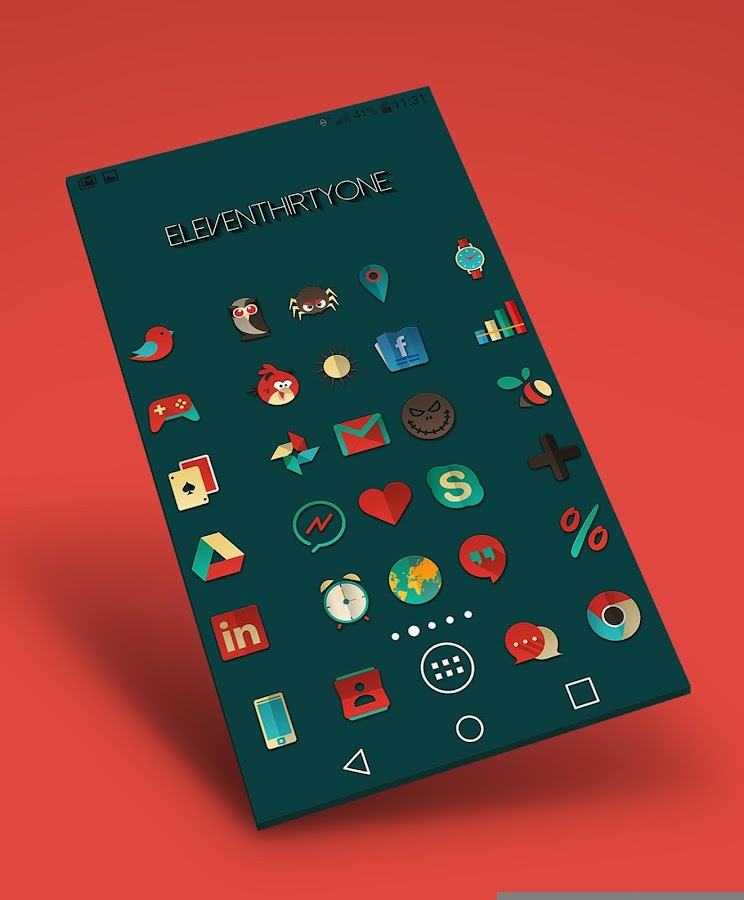 Retricon - Icon Pack Screenshot 4