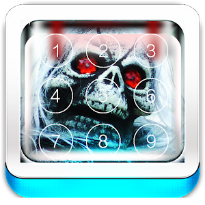 Download Ghoul yoto Lock screen for Android