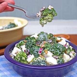 Broccoli Cucumber Recipes