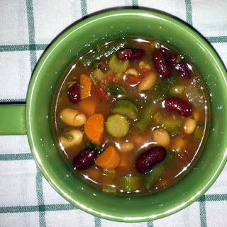 Minestrone And Barley Soup Recipes