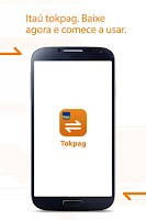 Screenshot of Itaú tokpag