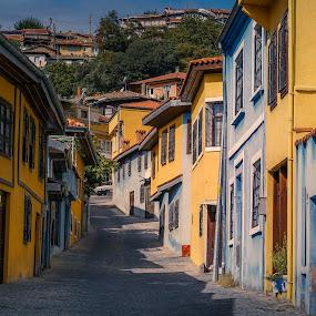 Buldan / Denizli by Arda Erlik - City,  Street & Park  Historic Districts ( old, buldan, denizli, turkey, architecture, city )