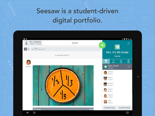 Seesaw: The Learning Journal screenshot 11
