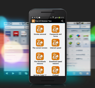 App Free UC Browser Tips APK for Windows Phone