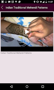 Mehendi Design Videos - screenshot