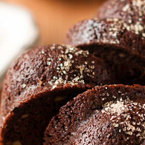 Chocolate-Walnut Bundt Cake