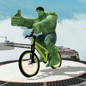 Superhero BMX Racing 2018 Online PC (Windows / MAC)