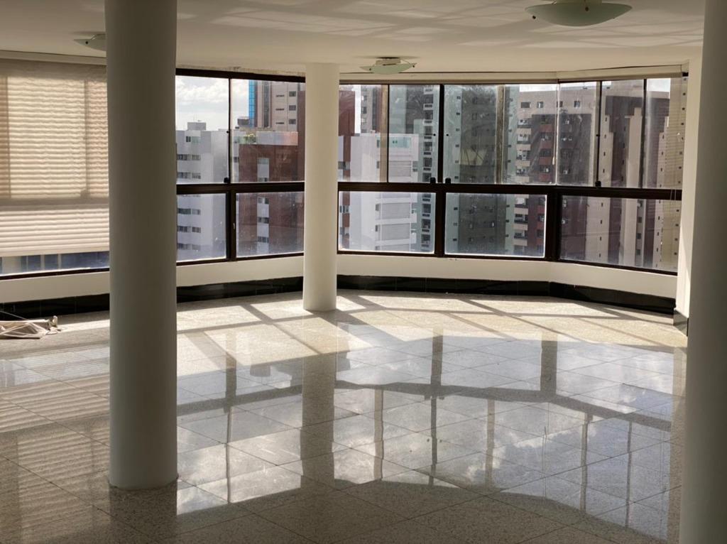 Apartamento com 4 dormitórios, 320 m² - venda por R$ 1.300.000,00 ou aluguel por R$ 2.400,00/mês - Bairro inválido - Cidade inexistente/NN