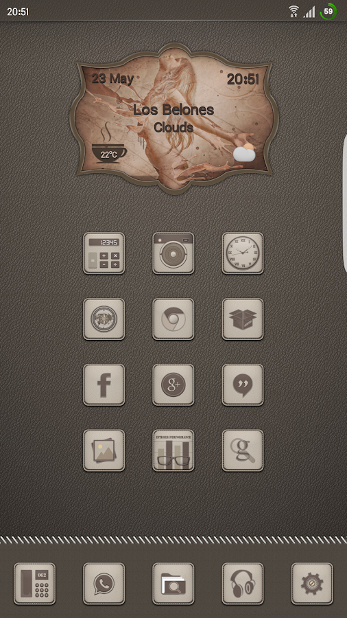 Cappuccino Cream Screenshot 2
