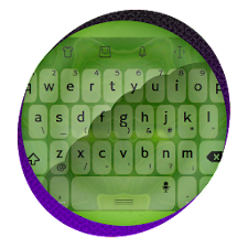 Green planes TouchPal Skin