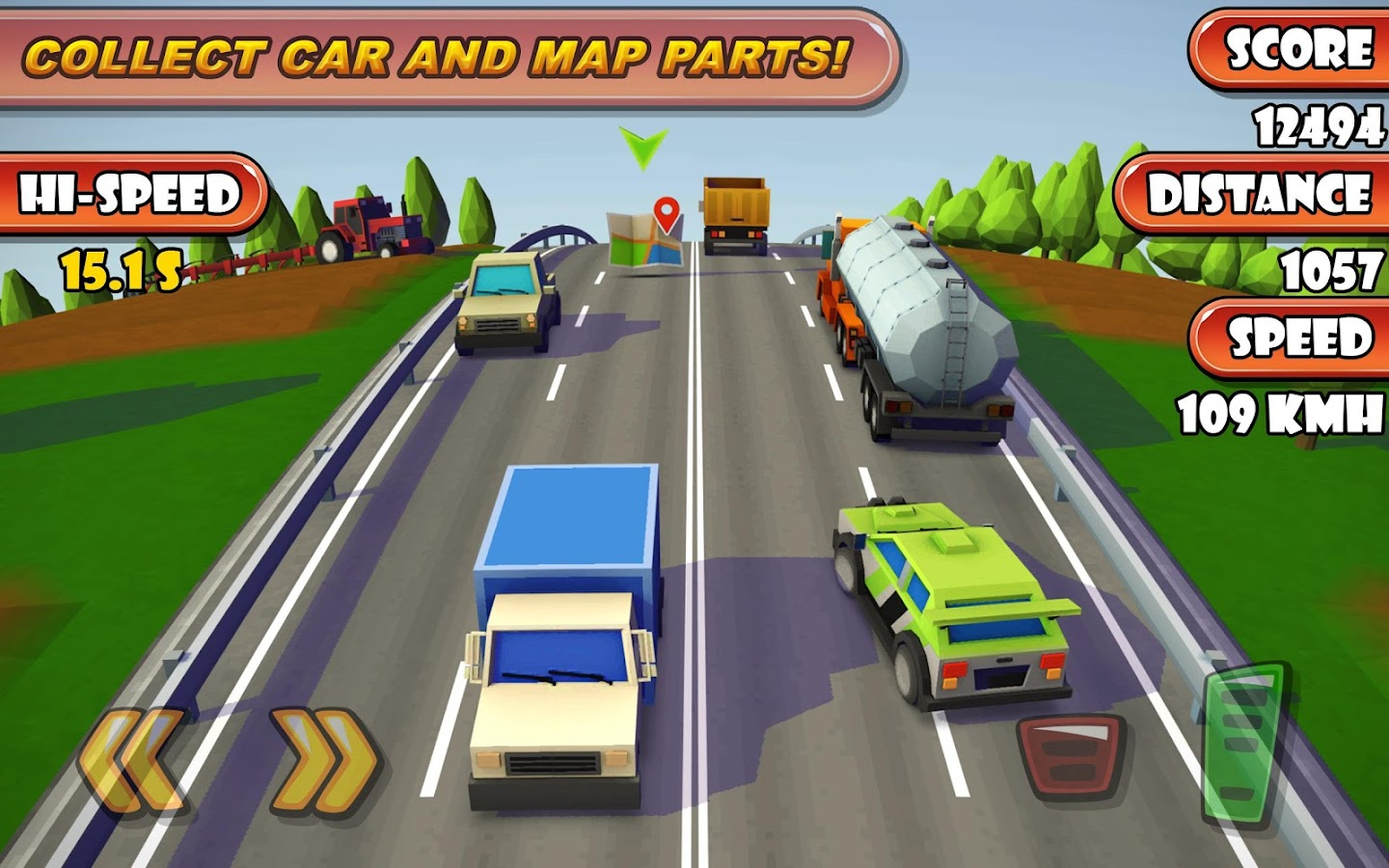 Highway Traffic Racer Planet Screenshot 12