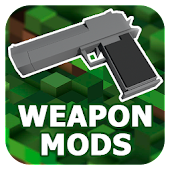 Download Gun Mod for Minecraft PE APK for Android Kitkat